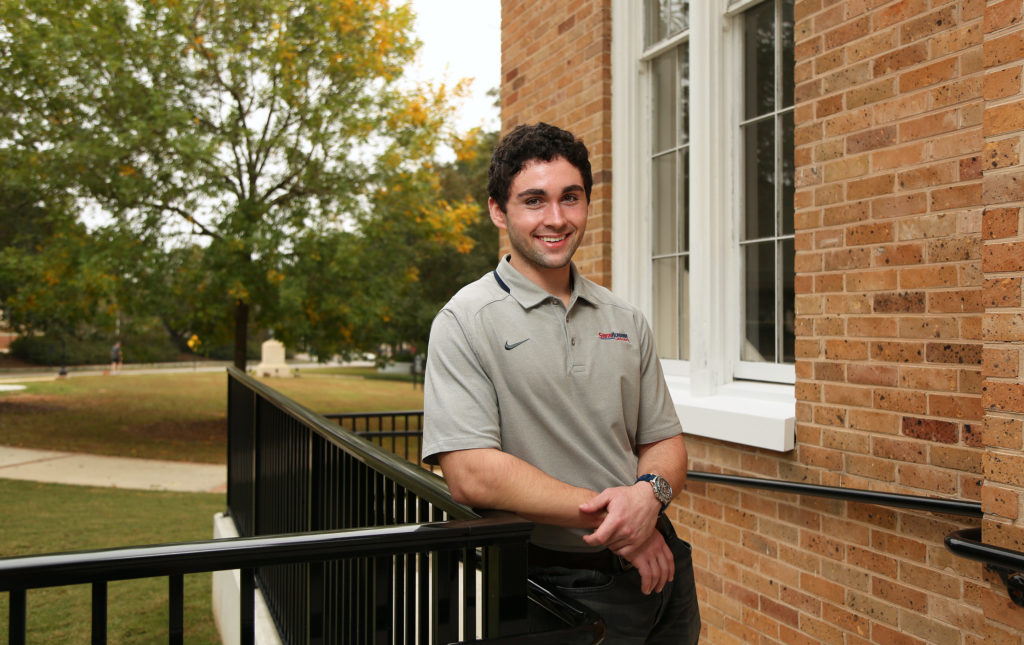 Christian Pearsall Rhodes Scholar Finalist Nov. 8, 2017 ...